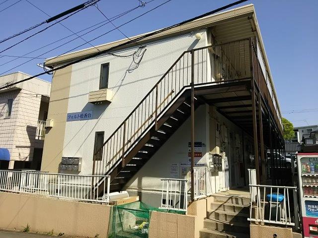 外壁改修(築30年鉄骨造アパート)